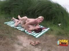 Best Homemade movie with Nudism, Beach scenes