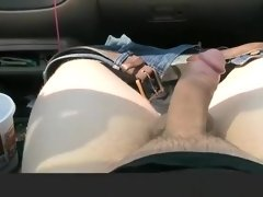 Exotic homemade blonde, long hair, mature porn scene