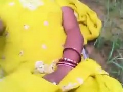 Indian Woman Flashing Her Pussy