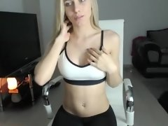 sexyhotwifeporn squash his sextoys before camera