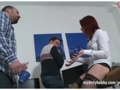 Natalie_Hot fickt den Boss