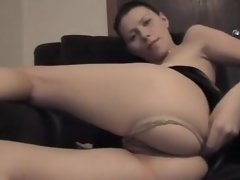 Fabulous Amateur video with Solo, Webcam scenes