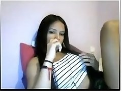 Camchat hot girl show nice big boobs !