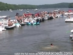 hanging out in party cove lake of the ozarks pubic nudity heaven
