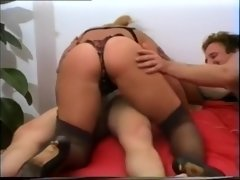 Crazy Homemade video with Stockings, BBW scenes