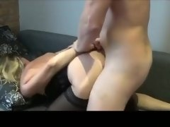 Exotic amateur blowjob, tubesocks, doggystyle adult scene