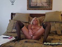 Ms Paris and Her Amateur Theater-Surprise
