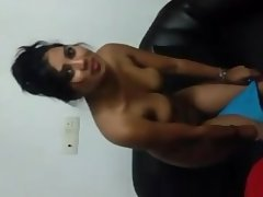 INDIAN - Hot indian college girl undressing