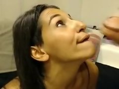 Awesome fuck on webcam with ...