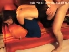 Horny Homemade movie with Brunette, Doggy Style scenes