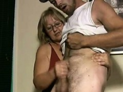 Mature mother jerking his nephew Aiko from dates25com